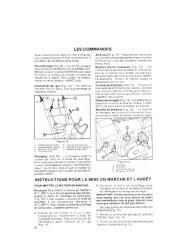 Toro 38054 521 Snowthrower Manuel des Propriétaires, 1990 page 10
