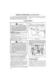 Toro 38054 521 Snowthrower Manuel des Propriétaires, 1990 page 12