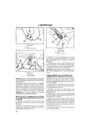 Toro 38054 521 Snowthrower Manuel des Propriétaires, 1990 page 14