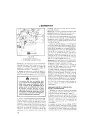 Toro 38054 521 Snowthrower Manuel des Propriétaires, 1990 page 18