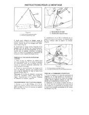 Toro 38054 521 Snowthrower Manuel des Propriétaires, 1990 page 7