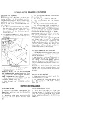 Toro 38052C 521 Snowthrower Laden Anleitung, 1988 page 10