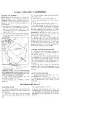 Toro 38052C 521 Snowthrower Laden Anleitung, 1988 page 10