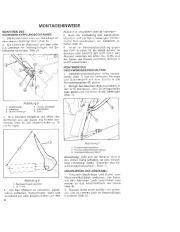 Toro 38052C 521 Snowthrower Laden Anleitung, 1988 page 6