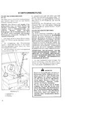 Toro 38052C 521 Snowthrower Laden Anleitung, 1988 page 8