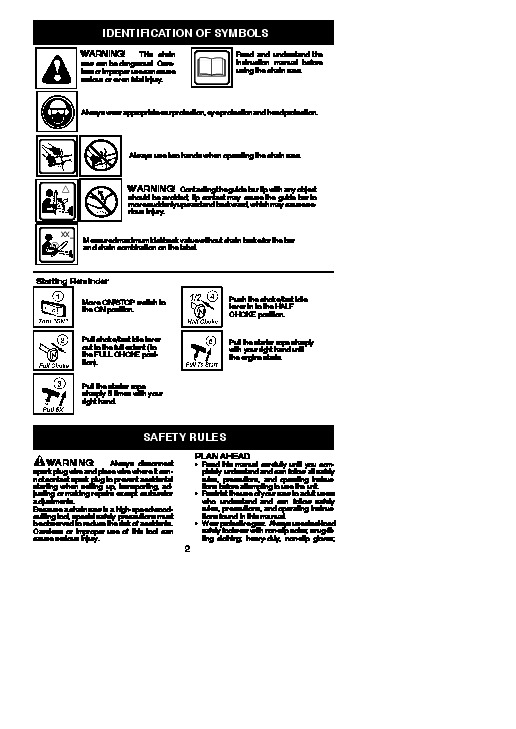 poulan pro pp4620avl manual
