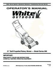 white outdoor lawn mower manuals rh lawn garden filemanual com white outdoor riding lawn mower owner's manual white lawn tractor owner's manual