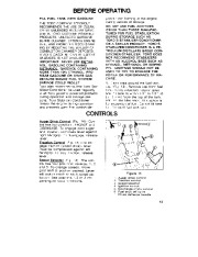Toro 38054 521 Snowthrower Owners Manual, 1993 page 13