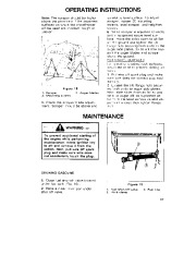 Toro 38054 521 Snowthrower Owners Manual, 1993 page 17