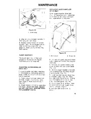Toro 38054 521 Snowthrower Owners Manual, 1993 page 19