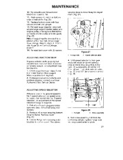 Toro 38054 521 Snowthrower Owners Manual, 1993 page 21