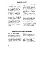 Toro 38054 521 Snowthrower Owners Manual, 1993 page 24