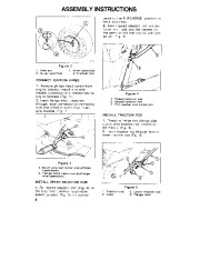 Toro 38054 521 Snowthrower Owners Manual, 1993 page 8