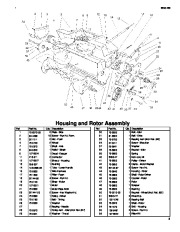 Toro 38026 1800 Power Curve Snowthrower Parts Catalog, 2004, 2005 page 3