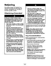 Toro 62925 206cc OHV Vacuum Blower Ejere Håndbog, 2006 page 14