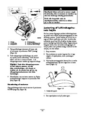 Toro 62925 206cc OHV Vacuum Blower Ejere Håndbog, 2006 page 16
