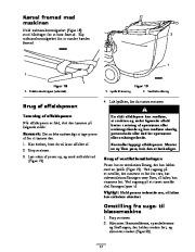Toro 62925 206cc OHV Vacuum Blower Ejere Håndbog, 2006 page 17