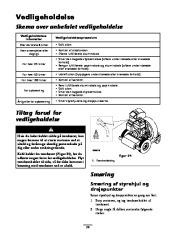 Toro 62925 206cc OHV Vacuum Blower Ejere Håndbog, 2006 page 20