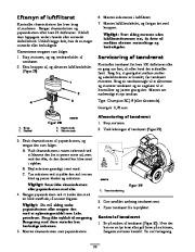 Toro 62925 206cc OHV Vacuum Blower Ejere Håndbog, 2006 page 22