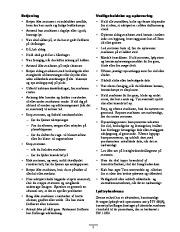 Toro 62925 206cc OHV Vacuum Blower Ejere Håndbog, 2006 page 5