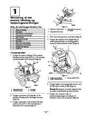 Toro 62925 206cc OHV Vacuum Blower Ejere Håndbog, 2006 page 9