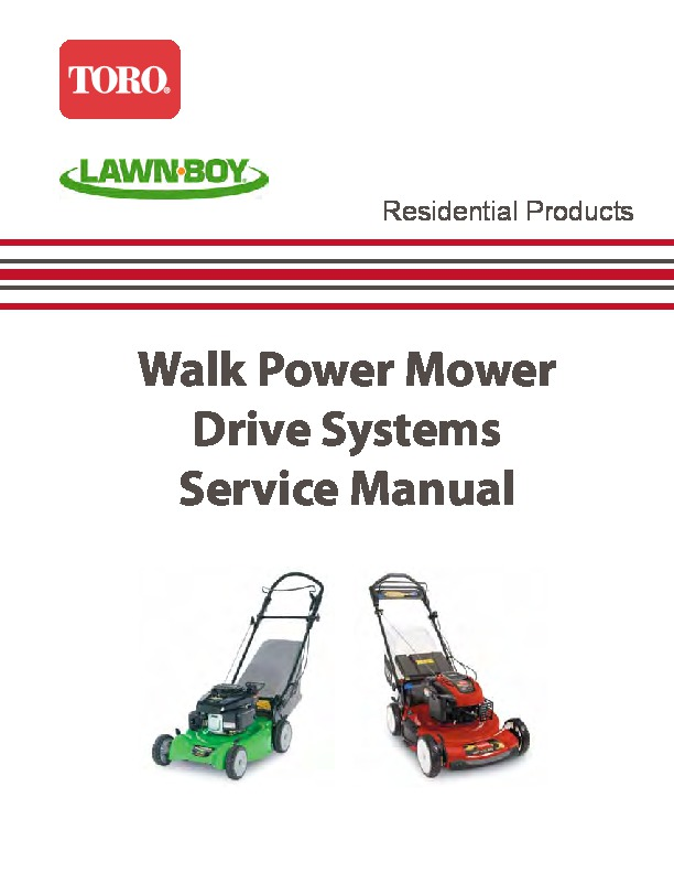 toro 20022 20023 20025 20027 20035 r 21s recycler lawn mower owners rh lawn garden filemanual com  Rain Bird Manuals