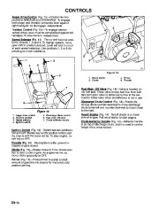 Toro 38054 521 Snowthrower Owners Manual, 1995 page 12