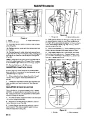 Toro 38054 521 Snowthrower Owners Manual, 1995 page 18