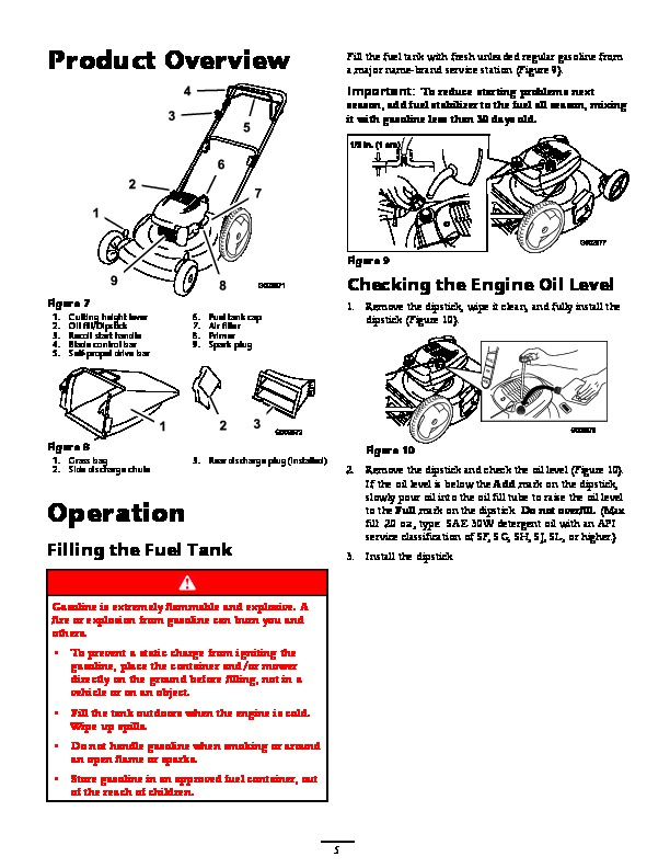 toro riding lawn mower manual