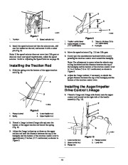 Toro 38053 824 Power Throw Snowthrower Owners Manual, 2002 page 10