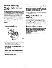Toro 38053 824 Power Throw Snowthrower Owners Manual, 2002 page 12