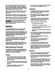 Toro 38053 824 Power Throw Snowthrower Owners Manual, 2002 page 3