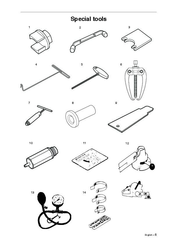 Husqvarna 340 345 346xp 350 351 353 Chainsaw Workshop