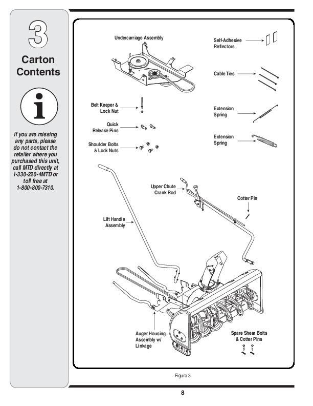 mtd snowflite 8 24 manual