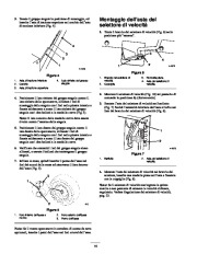 Toro 38053 824 Power Throw Snowthrower Manuale Utente, 2002 page 10