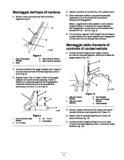 Toro 38053 824 Power Throw Snowthrower Manuale Utente, 2002 page 11