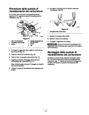 Toro 38053 824 Power Throw Snowthrower Manuale Utente, 2002 page 17