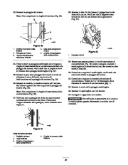 Toro 38053 824 Power Throw Snowthrower Manuale Utente, 2002 page 25