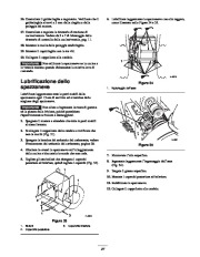 Toro 38053 824 Power Throw Snowthrower Manuale Utente, 2002 page 27