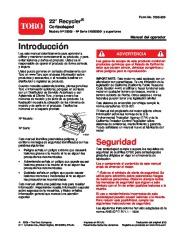 toro recycler 22 inch manual