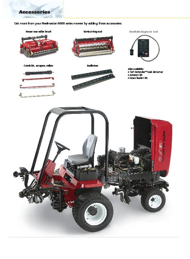 toro reelmaster 6500 6700 46 hp 34 3 kw kubota turbo diesel engine rh filemanual com L245 Kubota Service Manuals Kubota Tractor Repair Manual