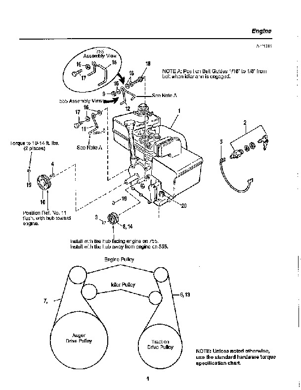 Craftsman Snow Blower Wiring Diagram Craftsman Get Free