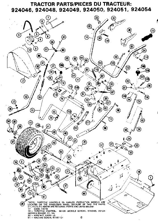 ariens snowblower 11528le owners manual