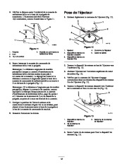 Toro 38053 824 Power Throw Snowthrower Manuel des Propriétaires, 2002 page 12