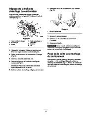 Toro 38053 824 Power Throw Snowthrower Manuel des Propriétaires, 2002 page 17