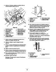 Toro 38053 824 Power Throw Snowthrower Manuel des Propriétaires, 2002 page 24