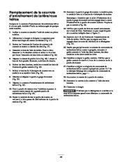 Toro 38053 824 Power Throw Snowthrower Manuel des Propriétaires, 2002 page 26