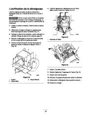 Toro 38053 824 Power Throw Snowthrower Manuel des Propriétaires, 2002 page 27