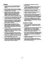 Toro 38053 824 Power Throw Snowthrower Manuel des Propriétaires, 2002 page 4