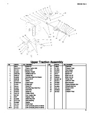 Toro 38053 824 Snowthrower Parts Catalog, 2000, 2001 page 5